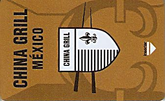 Hotel Keycard Camino Real Generic Front